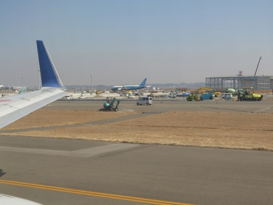 中部国際空港セントレア ボーイング787