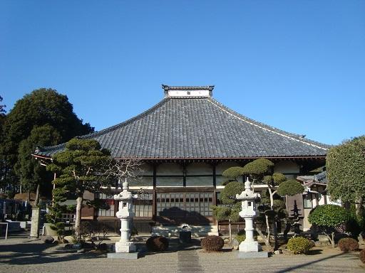 高済寺本堂