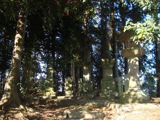 加賀爪氏累代の墓