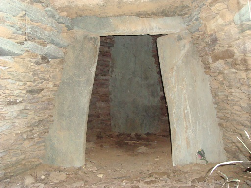 稲荷塚古墳横穴式石室