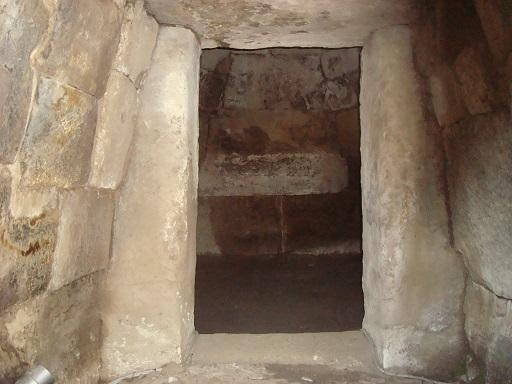 若宮八幡古墳横穴式石室
