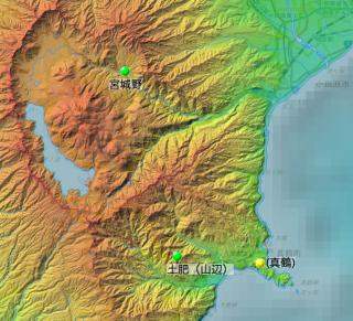 山川編で炭の産地として挙げられた足柄上・下郡のその他の村々