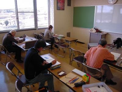 画の会教室