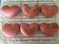ハイビスカスジャムのパン 手順8