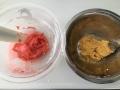 絞り出しクッキー(ハート・バラ)手順3
