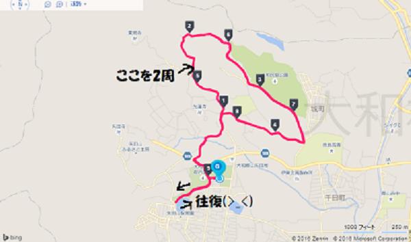 矢田の里コース