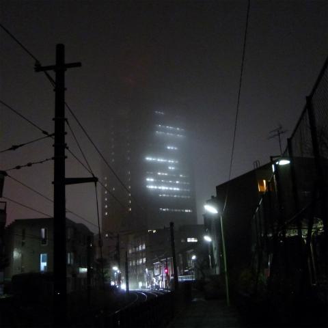 20160307靄に煙るキャロットタワー (2)s480