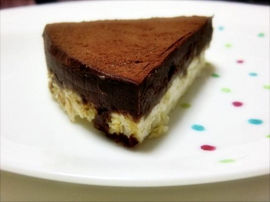 生チョコケーキ♪