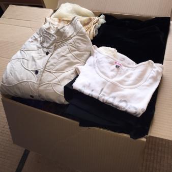 義父の洋服&義母の洋服&古着リサイクル 028