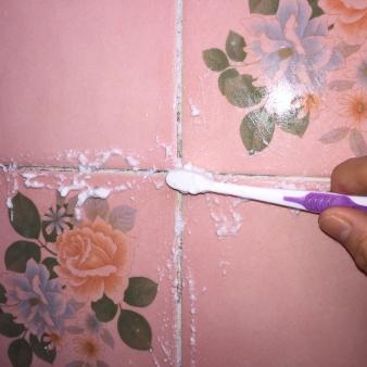 汚風呂の掃除 022
