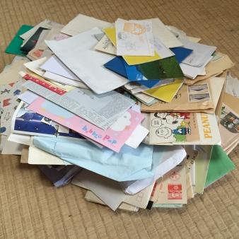 手紙を全処分 009