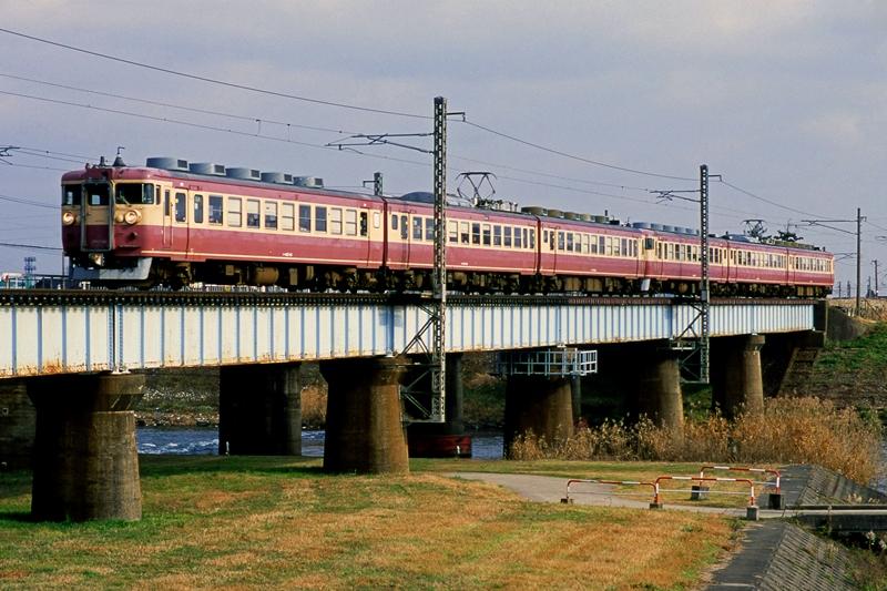 2007年12月26日 福岡~石動にて