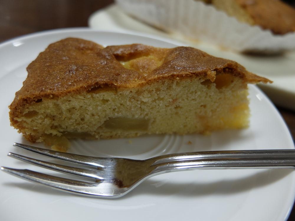 アップルケーキ02