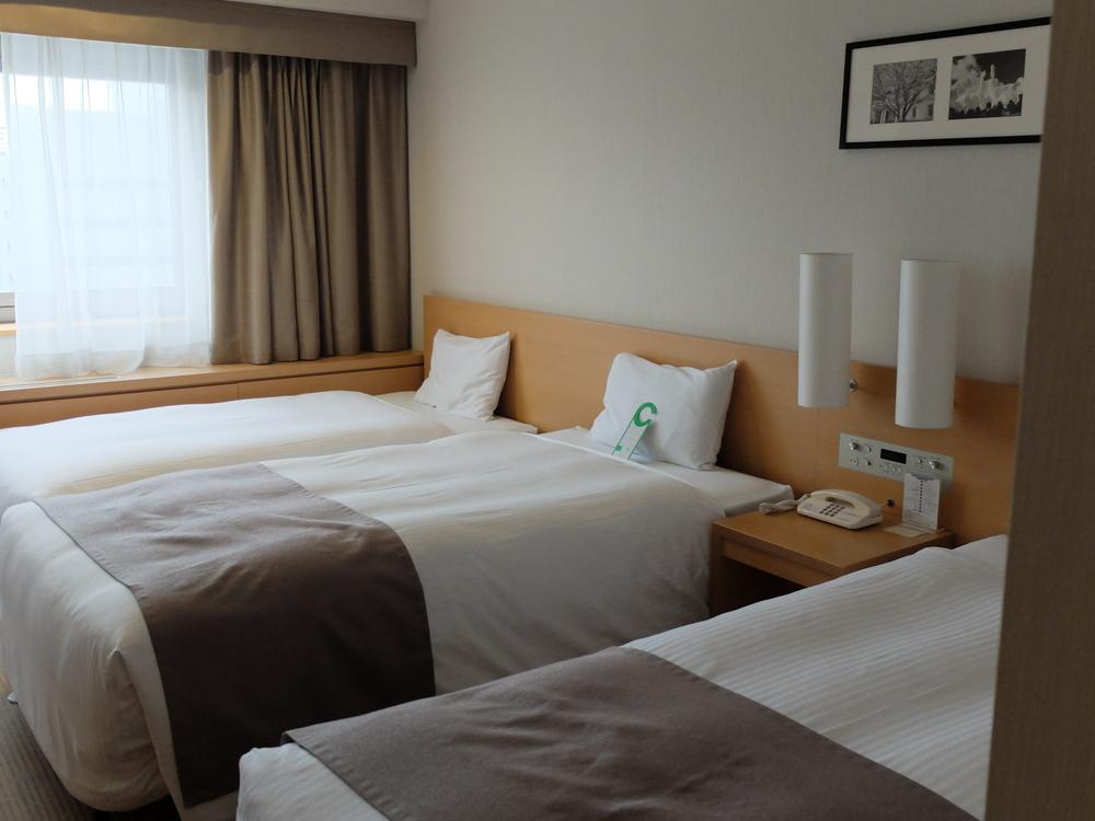 東京ドームホテル 札幌05