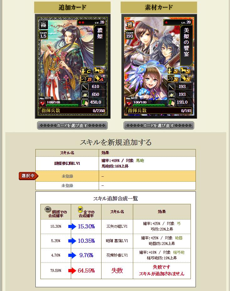 28 3月14日 濃姫美姫合成