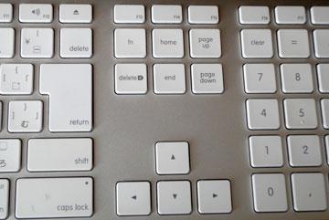 アップルキーボード
