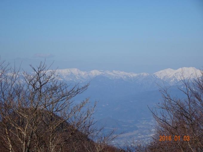 苗場山から平標山・仙ノ倉山
