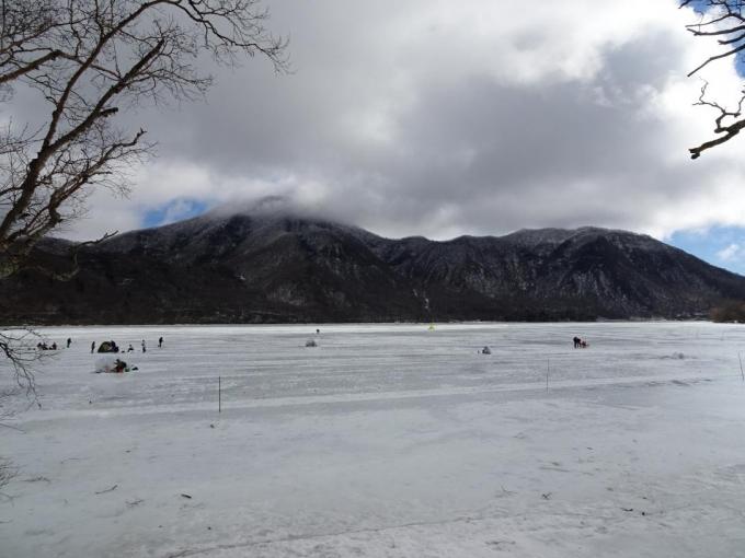 沼尻から黒檜山