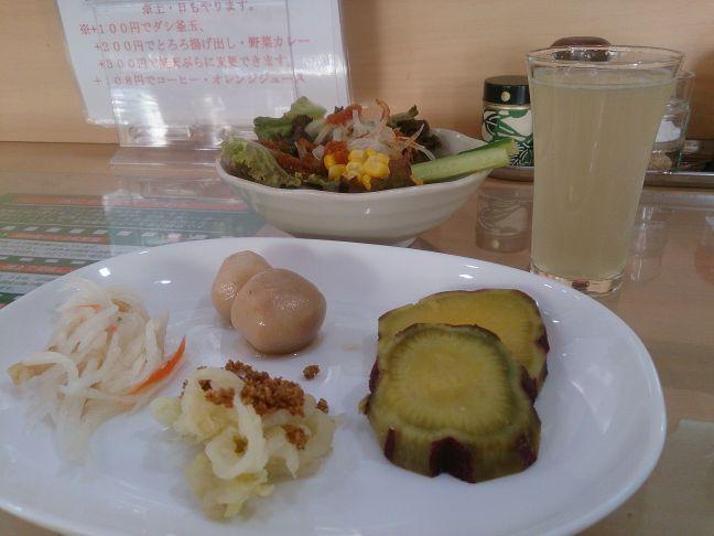 惣菜盛り(1)