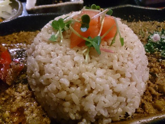 雑穀米(1)