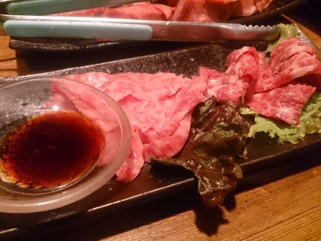 肉刺し(1)