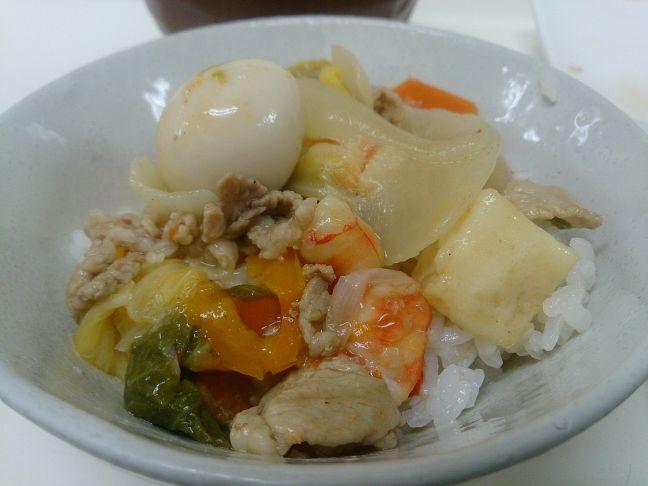 中華丼(1)