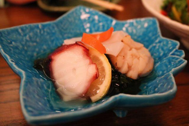 たこ酢(1)