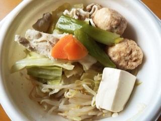 ごま豆腐鍋2