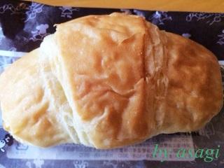 塩バターパン中