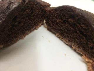 ブランチョコケーキ中身