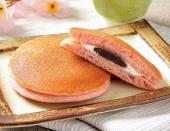 桜香るパンケーキ