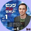 ビッグバン★セオリー <フィフス・シーズン> 1