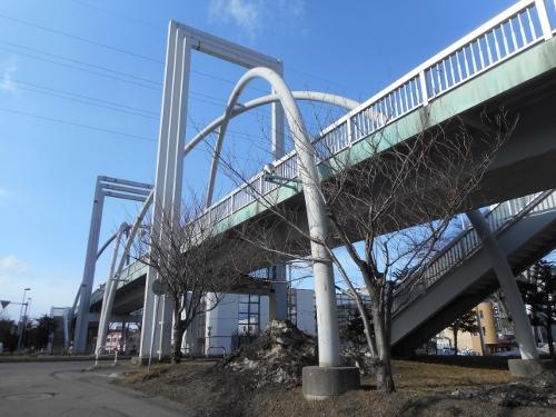 環状夢の橋 近影