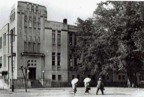 庁立図書館 古写真
