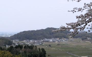 甘樫丘から (2)