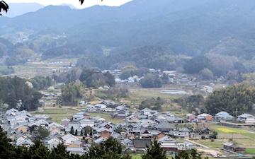甘樫丘から (4)