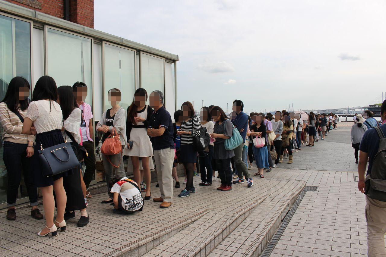 bills 横浜赤レンガ倉庫-10