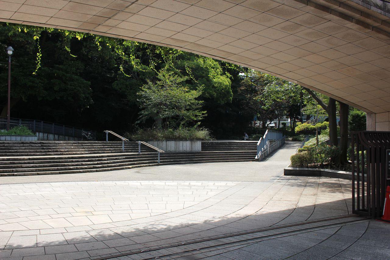 港の見える丘公園-3