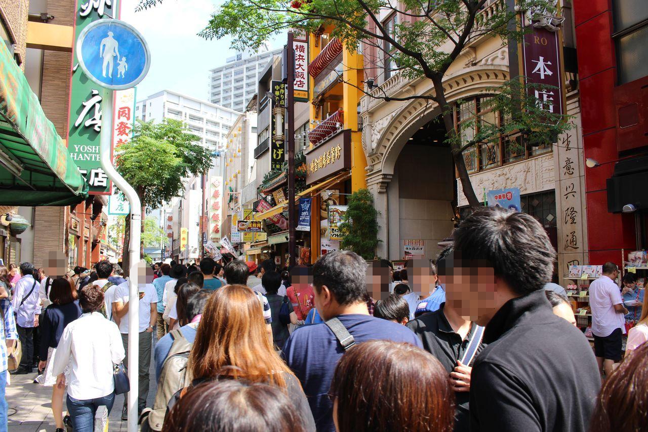 横浜中華街-4