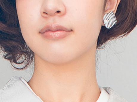 商品画像ひとつまみプラチナ耳飾