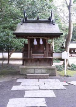 伊邪那岐神宮摂社(蛭子)