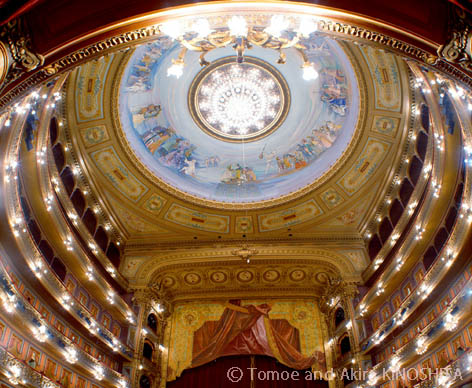 Teatro Colon (C)Akira KINOSHITA for blog