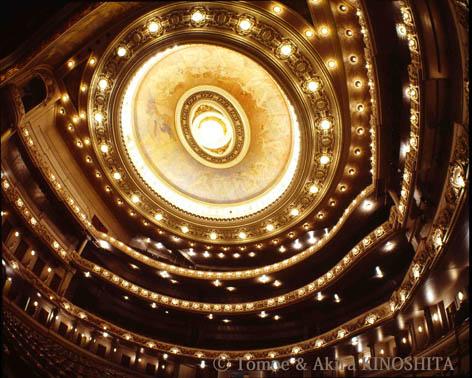 Teatro Municipal do Rio de Janeiro(C)Akira KINOSHITA for blog