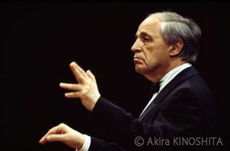 Pierre Boulez2(C)Akira KINOSHITA