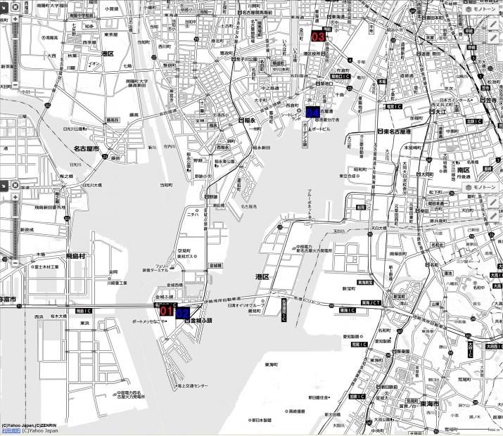 04名古屋都市圏近未来マップ 名古屋港
