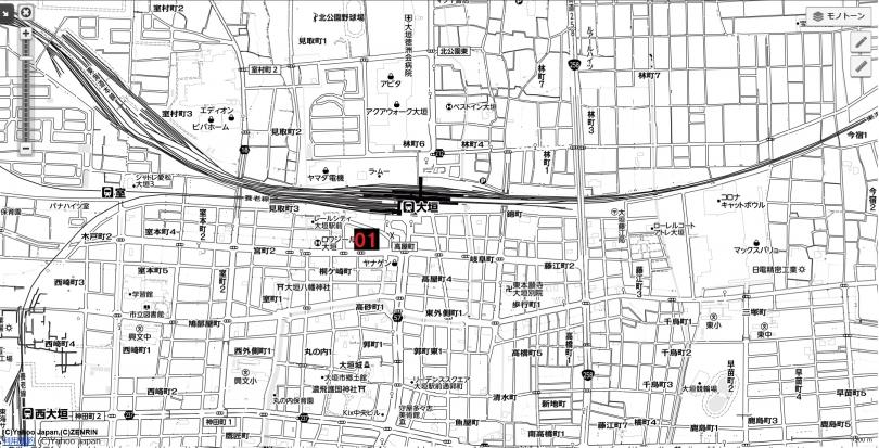 16名古屋都市圏近未来マップ 大垣