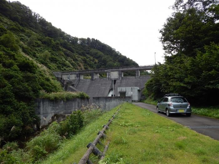 DSCN7027城川ダム