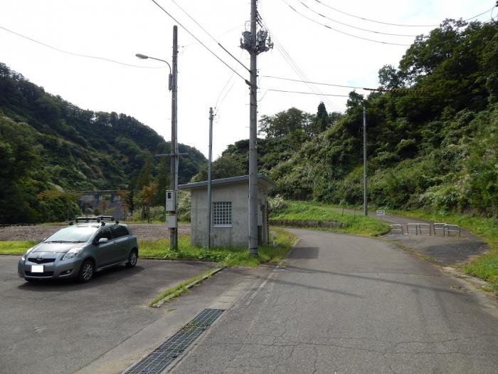DSCN7033城川ダム