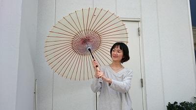 マジママドカさん傘
