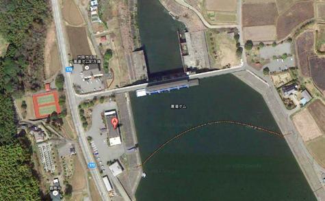 日本千葉県市原市養老468 高滝ダム管理事務所 - Google マップ-70001-2